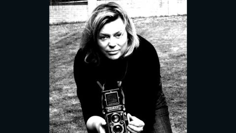 Filmmaker Fiona Lloyd-Davies