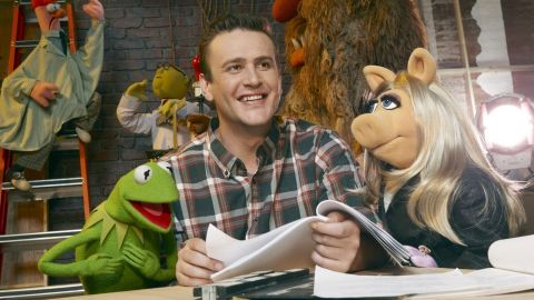 """""""My goal was to bring the Muppets back and I did that, leaving them in very good hands,"""" Jason Segel said."""
