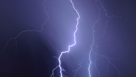 Do not underestimate your dog's anxiety about summer thunderstorms or fireworks. When left unattended, some dogs can injure themselves attempting to flee the noise.