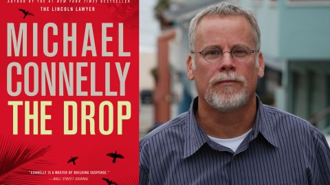 """Michael Connelly returns Tuesday with his 18th novel, """"The Drop."""""""