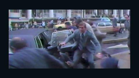 nbc news/trial video of president reagan assassination attempt in 1981