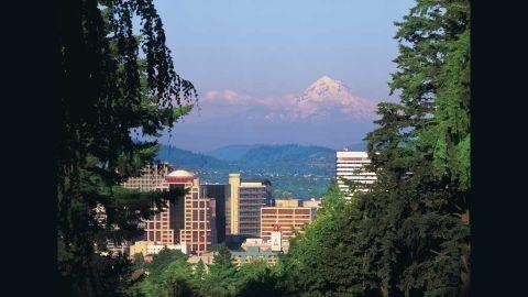CNN's Christina Blaisdell says Portland is an international city within the U.S.
