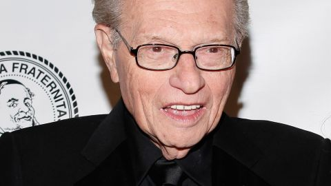TV personality Larry King honored at the 2011 Friars Club Testimonial dinner gala at the Sheraton New York Hotel & Towers on November 14, 2011 in New York City.