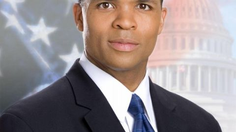 Jesse Jackson, Jr., member of the United States House of Representatives.