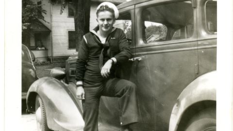 Remains of Vernon Olsen will be interred Wednesday in the battleship USS Arizona, on which he served and where 1,117 sailors and Marines died December 7, 1941.