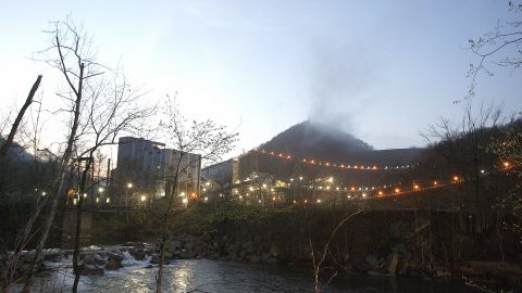 An April 2010 explosion at the Upper Big Branch Mine in Montcoal, West Virginia, left 29 miners dead.