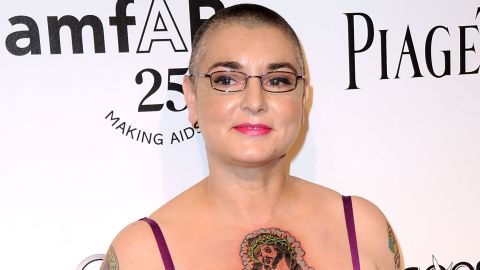 Sinead O'Connor divorced longtime friend and collaborator, Steve Cooney, in April.