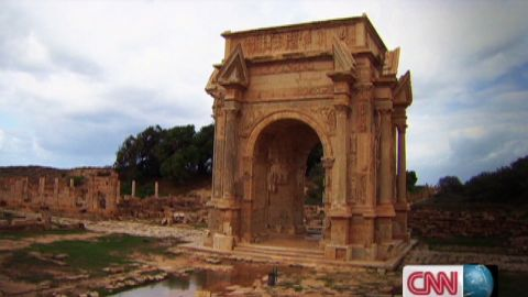 A Roman City in Libya_00000000