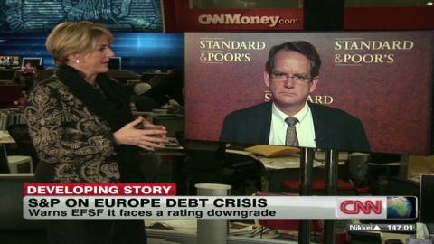 taylor euro crisis standard poor rating_00004105