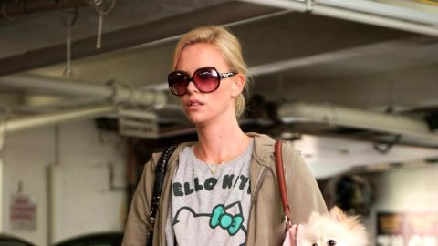 """Critic Tom Charity says that Charlize Theron was overlooked for her performance in """"Young Adult."""""""