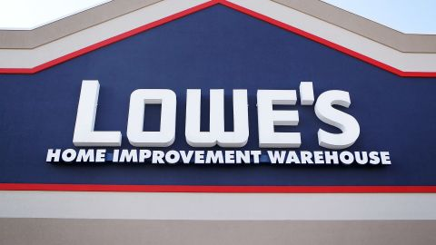 Previously, Lowe's acknowledged and defended its decision on Twitter.
