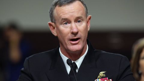 Adm. William H. McRaven, who developed the raid that led to the death of Osama bin Laden., recentlyrevealed a plan to triple the numbers of armed Afghans paid by NATO.