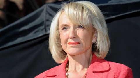 """Gov. Jan Brewer said she stands """"with the majority of Americans"""" who she says oppose taxpayer-funded abortions."""