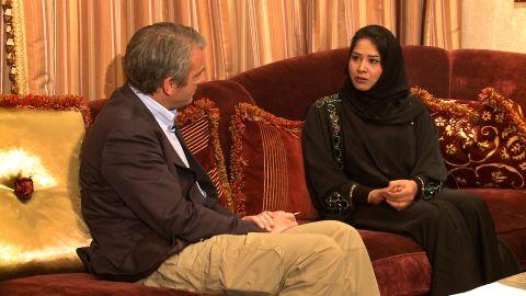 In Apri,l alleged Libyan rape victim talked to CNN's Nic Robertson.