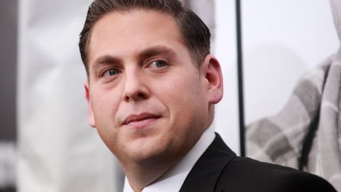 """This roly-poly funnyman stunned onlookers in July when he showed up at an awards show looking dramatically thinner. The """"Superbad"""" star, who slimmed down for a role in the upcoming film """"21 Jump Street,"""" said he didn't know how much weight he'd lost, but estimates in the press ranged from 30 pounds to 40 pounds. """"Not fun,"""" Hill told the Los Angeles Times about his new diet."""