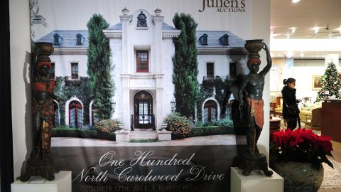The contents of 100 North Carolwood Drive, Jackson's last residence, were not owned by the pop singer, but their value may skyrocket due to the personal touches added by the pop icon and his children in the months before his death.