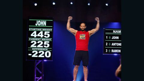 John Rhode took home the title of the Biggest Loser and the grand prize of $250,000.