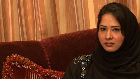 Eman al-Obeidi garnered worldwide attention for her vocal rape allegations against the regime of Moammar Gadhafi.