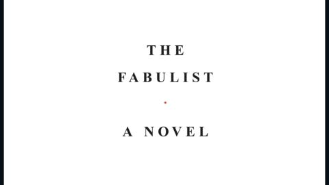 """In 2003, Glass published his quasi-autobiographical novel, """"The Fabulist."""""""