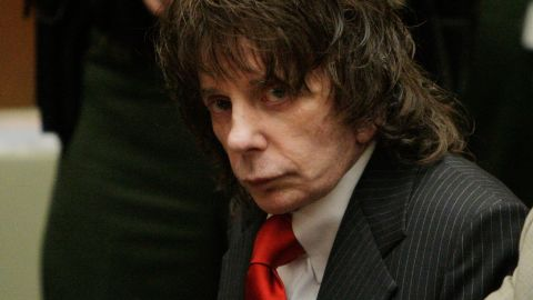 The California Supreme Court refused to hear Phil Spector's appeal.