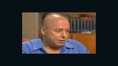 Christopher Hitchens talks to Anderson Cooper