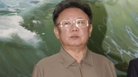 North korea's enigmatic leader reportedly died of fatigue at 8:30 a.m. on December 17 during a train ride.