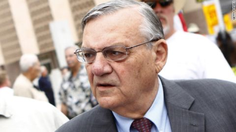 The Justice Department will file suit against Sheriff Joe Arpaio, the sheriff's office and the county.