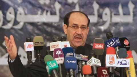The government of Iraq's Prime Minister Nuri al-Maliki is dependent on Iran's support, says Mohammed Ayoob.
