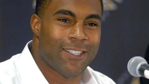 Jamal Lewis is one of the plaintiffs in the suit against the NFL.