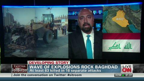 tsr iraq unrest increases ghosh_00025826