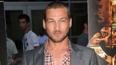 """Andy Whitfield, 39, rose to fame playing the muscular gladiator in Starz's """"Spartacus"""" series. He died September 11 from non-Hodgkin's lymphoma. <a href=""""http://marquee.blogs.cnn.com/2011/09/12/spartacus-star-andy-whitfield-dead-at-39/"""">Full story</a>"""