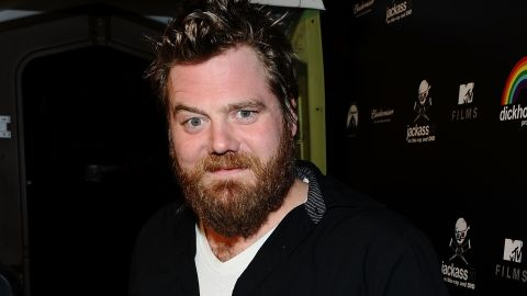 """""""Jackass"""" star Ryan Dunn, known for his dangerous stunts and off-the-wall tricks, died June 20. Dunn was killed in a fiery car crash that police later said resulted from alcohol and driving at high speeds. He was 34. <a href=""""http://articles.cnn.com/2011-06-20/entertainment/jackass.star.dead_1_car-crash-twitter-account-jackass-star-johnny-knoxville?_s=PM:SHOWBIZ"""">Full story</a>"""