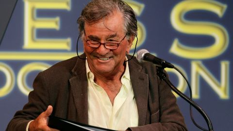 """Peter Falk, who played TV detective Lt. Columbo, died June 23. He was 83. The renowned actor earned two Oscar nominations and starred in many movies and plays such as """"The In-Laws"""" and """"The Princess Bride."""" <a href=""""http://articles.cnn.com/2011-06-24/entertainment/obit.falk_1_rumpled-raincoat-columbo-tv-detective?_s=PM:SHOWBIZ"""">Full story</a>"""