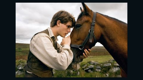 """Steven Spielberg's second movie of the season, """"War Horse,"""" is a very different kettle of fish from """"The Adventures of Tintin."""""""