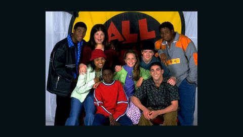 """TeenNick launched a '90s programming block this year that brought back shows like """"All That."""""""