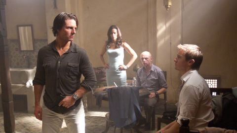 """""""Mission: Impossible -- Ghost Protocol"""" has grossed nearly $59 million since its release on December 16."""