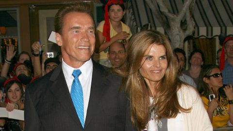 Recently, Arnold Schwarzenegger and Maria Shriver enjoyed Christmas together with the kids.
