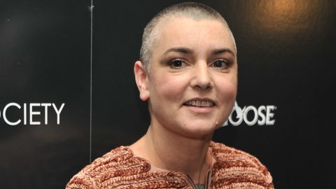 Sinead O'Connor 45, announced her split from Barry Herridge on Monday, 18 days after they tied the knot .