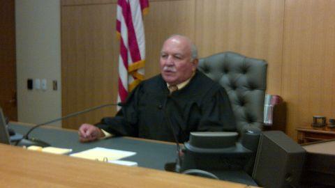 U.S. District Judge David Briones noticed a pattern in several drug smuggling cases.