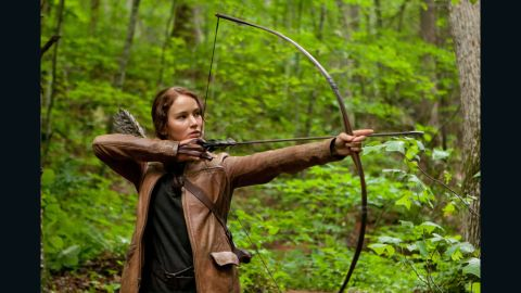 """""""The Hunger Games,"""" starring Jennifer Lawrence, will be released on March 23."""