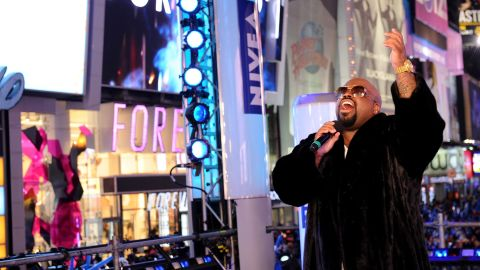"""Cee Lo Green has announced that he will not be returning as a coach on the singing competition show """"The Voice."""""""