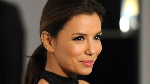 Eva Longoria arrives at the Tom Ford Beverly Hills Flagship Store Opening on Rodeo Drive on February 24, 2011 in Beverly Hills, California