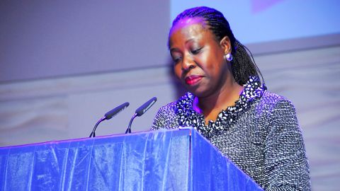 Nigerian Funke Opeke is the chief executive of Main One Cable.