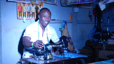 Solar-powered LEDs produce light that, says Mills, is up to 100 times brighter than kerosene-fueled light. This has meant that, on top of their saving on fuel bills, many adopters of solar lamps are able to work much longer hours.