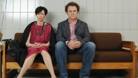 """Tilda Swinton and John C. Reilly star in """"We Need to Talk About Kevin."""""""