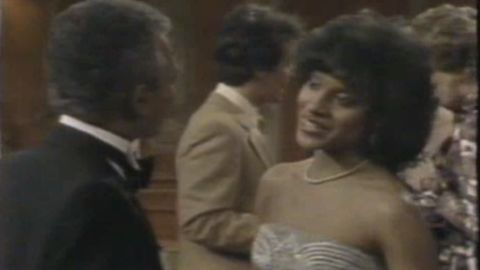 """Before her famous stint as Clair Hanks Huxtable on """"The Cosby Show,"""" Phylicia Rashad, then Phylicia Ayers-Allen, played Courtney Wright from 1983 to 1984. Rashad eventually won a Tony for her performance in the acclaimed play """"A Raisin in the Sun."""""""
