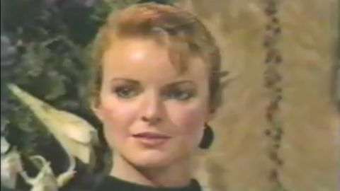 """Marcia Cross joined the soap in 1986, staying on for one year. She has stayed in the soap world but moved to prime time with stints on """"Knots Landing"""" and """"Melrose Place"""" and her most memorable turn in """"Desperate Housewives,"""" which is also in the midst of its final season."""