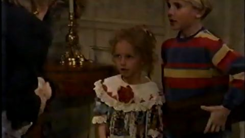 """Hayden Panettiere portrayed young Sarah Roberts (who would later go by """"Flash"""") as a child in 1994 (she was the flower girl for Todd and Blair's first wedding). After three years, Panettiere left the show, hitting it big on the NBC series """"Heroes"""" as the cheerleader, Claire."""