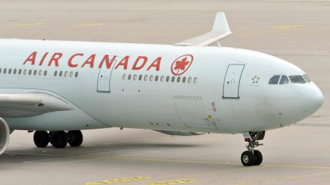 """Like many other airlines, Air Canada charges a fee for """"preferred seats"""" that offer extra legroom."""