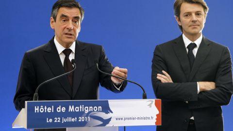 Francois Fillion is seeking to reassure the international markets.